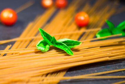 Бумажный пакет для макаронных изделий для итальянского продовольственного рынка
