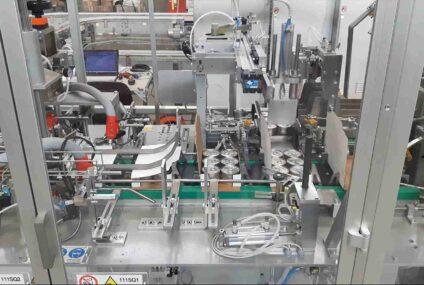 Zambelli ориентированы на упаковке от дизайна до  автоматизации: разные материалы, высокое качество