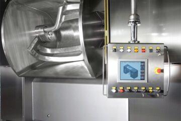 Горизонтальный миксер RML для хлебопекарной промышленности