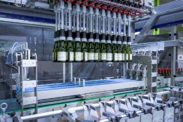 Cermex FlexiPack для упаковки стеклянных бутылок в винодельческой промышленности