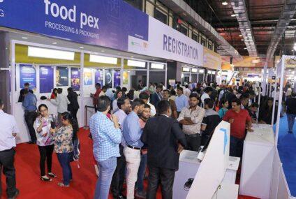 Pacprocess Индии food pex и индустрия напитков на выставке в New-Delhi