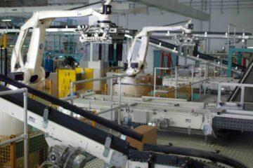 Высокая степень автоматизации для итальянского производителя макаронных изделий