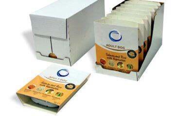 Линия фасовки и упаковки кормов для домашних животных