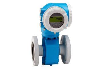 Promag W – промышленный измеритель воды и сточных вод