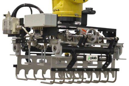 Три новых устройства для захвата мешков, предназначенные для роботов