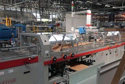 Упаковка  для e-commerce и предложение от Sitma Machinery