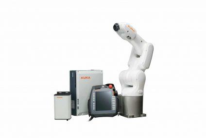 KR 4 AGILUS: компактный робот для электронной промышленности