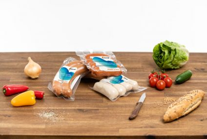 Гибкая упаковка для производителя мяса: моно-материал, полностью пригодный для вторичной переработки