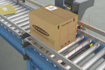 TTR сенсорная панель для быстрой установки в упаковочных приложениях