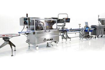 Обработка мясного фарша и упаковка без поддонов: порционирование и взвешивание
