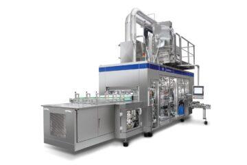 Водосберегающие разливочные машины для небольших и средних картонных упаковок