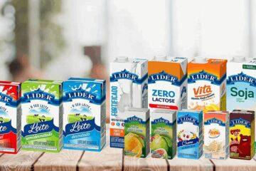 Технология асептического наполнения для бразильского молочного рынка