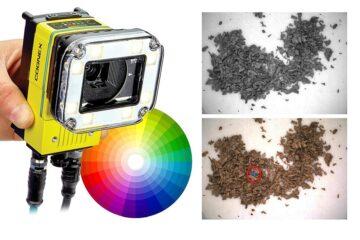 In-Sight D900 для автоматизации контроля, зависящего от цвета