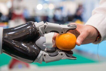 Профессиональные сервисные роботы с растущей тенденцией спроса