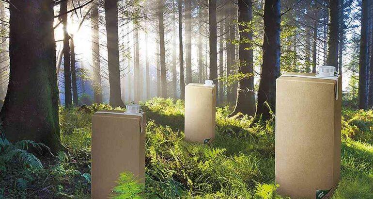 ФИРМЕННЫЙ упаковочный материал SIG: для устойчивой упаковки