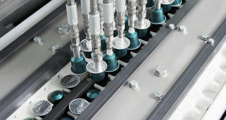 Алюминиевые капсулы совместимые с Nespresso: один миллиард капсул в год