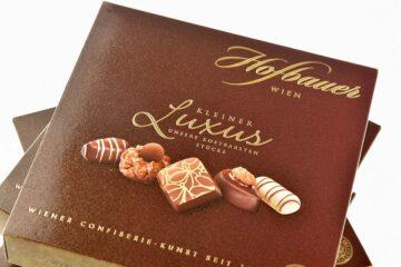 Упаковка для конфет: серебряная медаль за высокое качество оценки потребителем