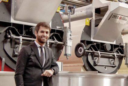 Переработка кофе: Никола Панзани  новый генеральный директор IMA Coffee Petroncini
