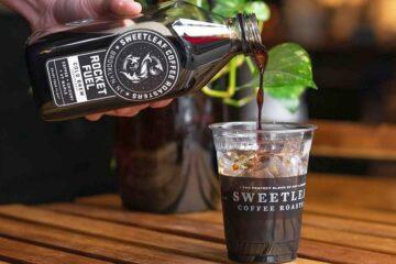 Смывной упаковочный материал SmartCircle  для сладкого кофе