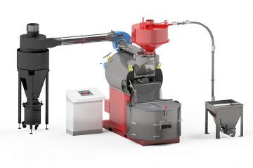 TTG 60 Roaster для частных производителей с лёгкой обжаркой