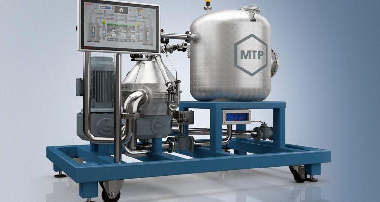 Модуль программного обеспечения TwinCAT ССП: концепция модульности в обрабатывающей промышленности
