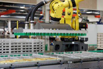 Роботизация и автоматизация пищевого производства